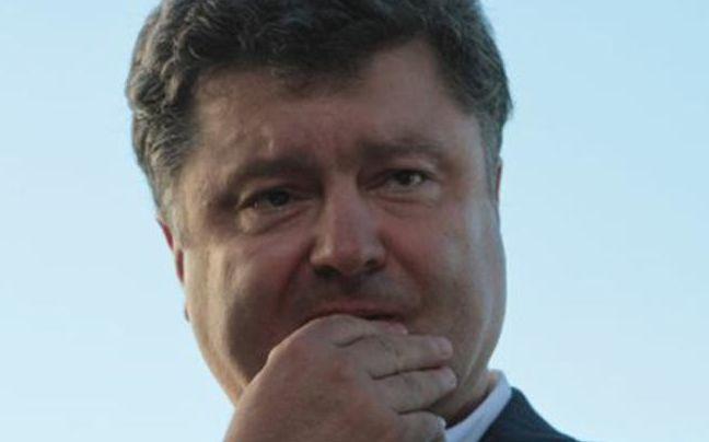 Порошенко не знает, кто и как готовит революцию украинского ТВ