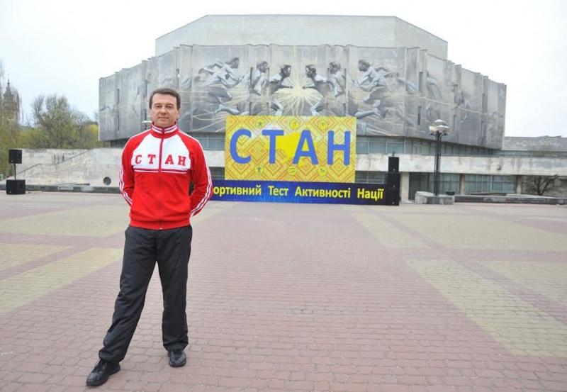Студенты КПИ поддержали проект Тимофея Нагорного «СТАН»
