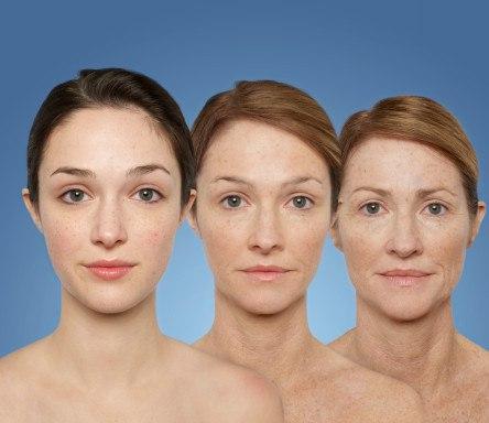 Сохраняем молодость кожи после сорока лет