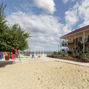 Грибовка – чистые пляжи и теплое Черное море