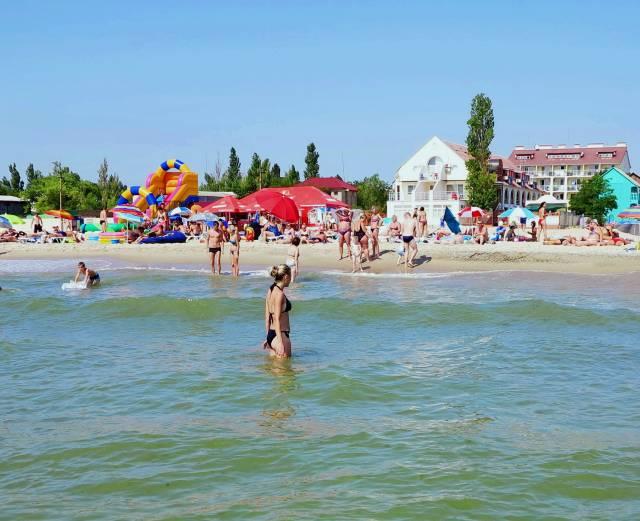 Как организовать летний отдых в Затоке недорого