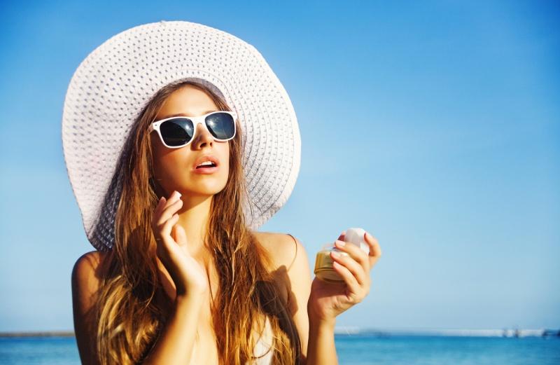 Защита волос от солнца и ультрафиолета с Aesthetic Cosmetology