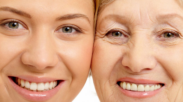 E Cosmetology о типах старения кожи и как предупредить возрастные изменения