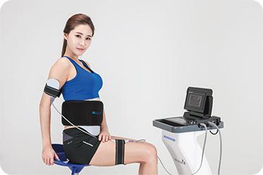 Инновационный тренажер Электро-фитнес в Aesthetic Cosmetology
