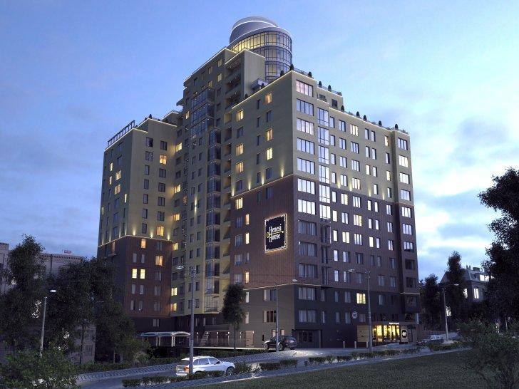 Доступное жилье комфорт-класса рядом с историческим центром. Обзор ЖК «Henesi House»