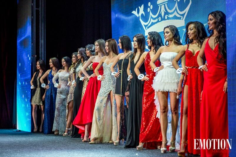 В Киеве выбрали самую красивую девушку. Победительницей конкурса красоты