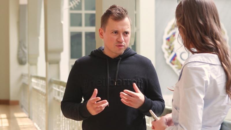 Герой сериала «Универ» Андрей Гайдулян поделился своим опытом о криптовалюте и впечатлениями о проекте Bit Team
