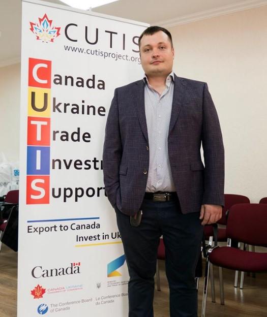 Александр Ягодка о проекте CUTIS, канадских инвестициях, и возможностях экспорта для украинского бизнеса