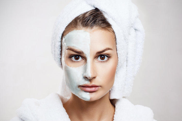 Косметологический центр «E-Cosmetology» о возможностях альгинатных масок при омоложении кожи