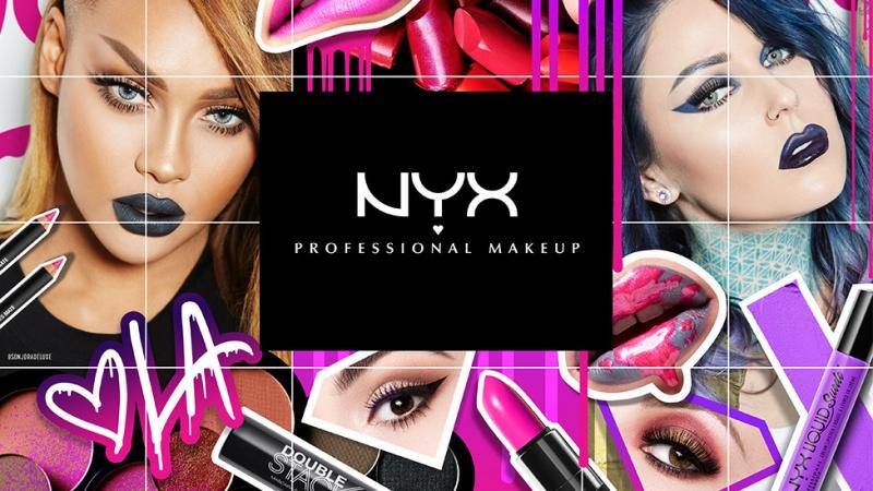NYX Professional Makeup воплащает образы в реальность