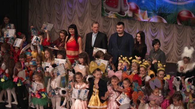 Ягодка Александр принял участие в организации детского фестиваля «Новогодняя феерия танцев»
