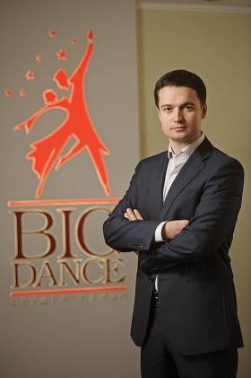 """Богдан Головатенко: """"Чтобы получить радость, люди должны танцевать"""""""
