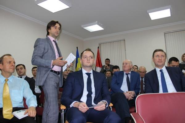 Состоялась инвестиционная встреча по энергетической отрасли в рамках Канадско-Украинского бизнес форума