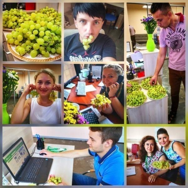 Работа в ФудПак Сервис – фрукты, дни рождения и «ягодные вторники»