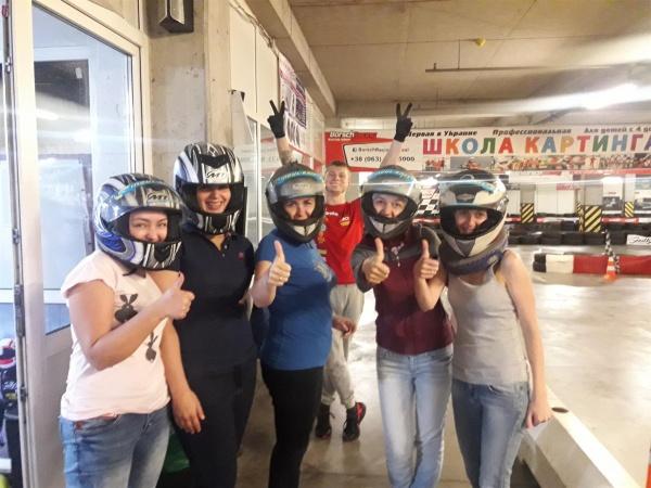 Компания ФудПак Сервис организовала для своих сотрудников корпоратив в стиле Formula-1